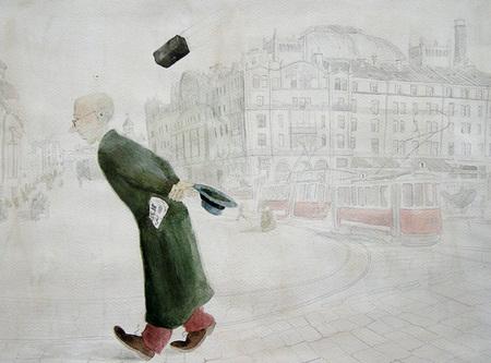 Иллюстрации Валеры Кожина. Изображение № 4.