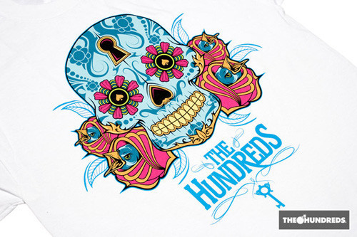 DITCH MAG: The Hundreds. Изображение № 3.