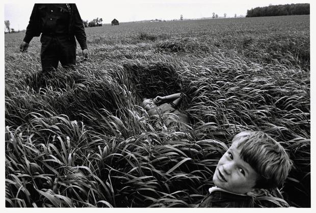 Современные мастера фотографии. Larry Towell. Изображение № 2.