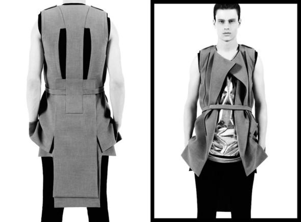 Мужские лукбуки: Rad Hourani, Versace и другие. Изображение № 3.
