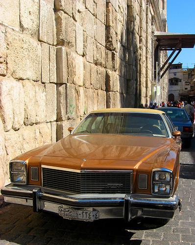 Ретро-автомобили в Сирии. Изображение № 2.