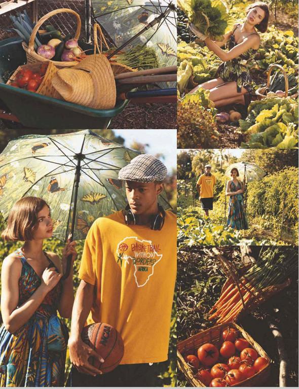 Съёмки: Harper's Bazaar, Interview, Vogue и другие. Изображение № 13.
