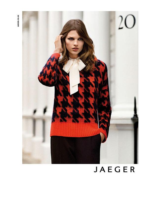 Вышли новые кампании Chanel, Donna Karan, Jaeger, Prada и THVM. Изображение № 9.