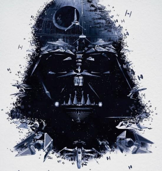 Мозаичные Звёздные Войны. Изображение № 9.