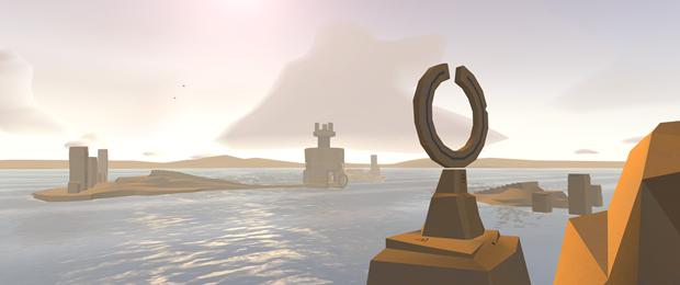 Вышла VR-игра авторов Monument Valley с управлением взглядом. Изображение № 2.