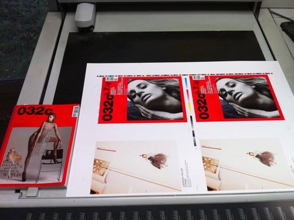 Новый номер журнала 032с. Изображение № 1.