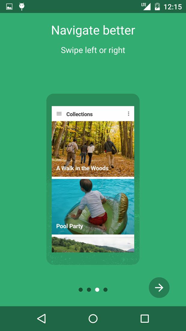 СМИ выложили скриншоты приложения Google для фотографий . Изображение № 9.