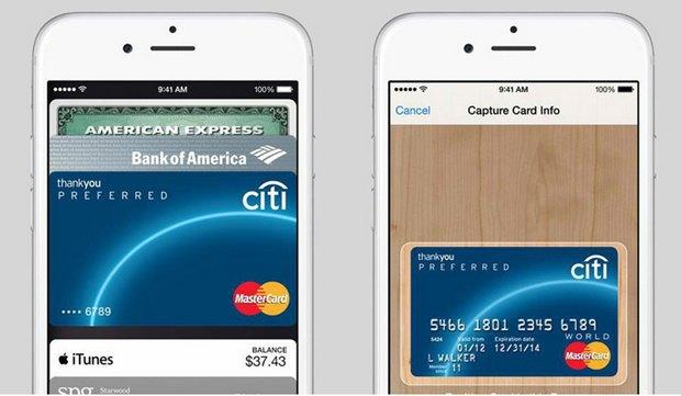 Слух: Apple Pay заработает на этой неделе. Изображение № 1.