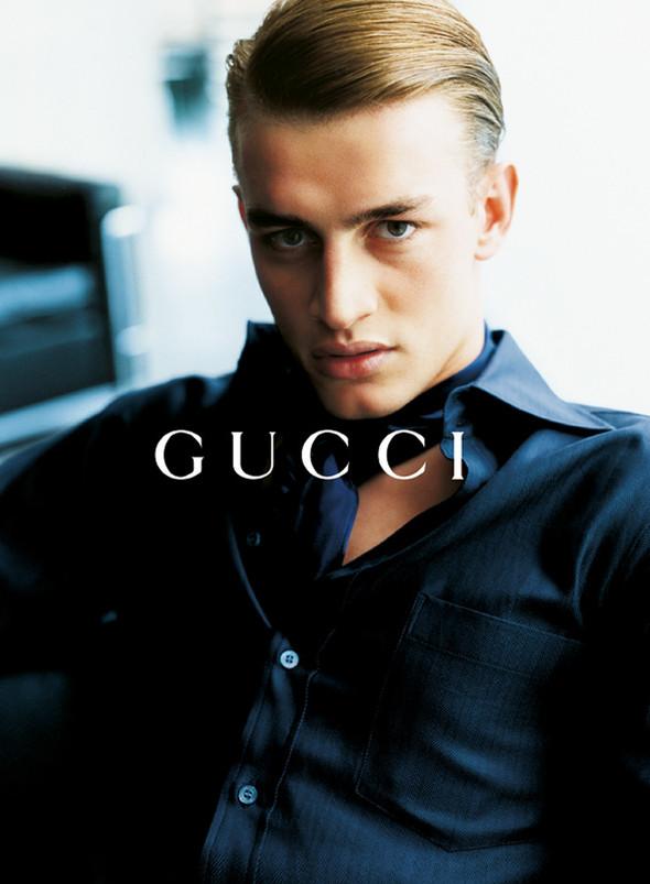 Архивная съёмка: Кампания Gucci FW 1996. Изображение № 11.