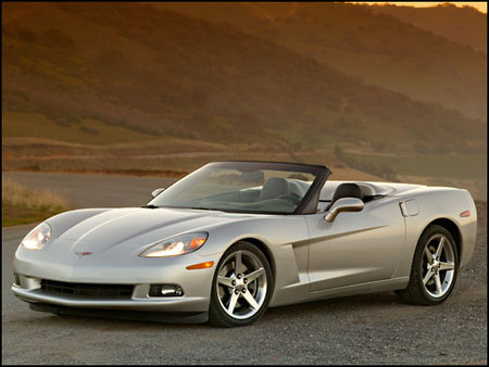 Chevrolet Corvette. Изображение № 13.