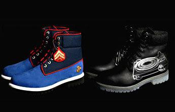 Легендарные ботинки Timberland. Изображение № 2.