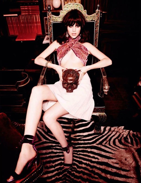 Vogue Russia, March 2012. Изображение № 3.