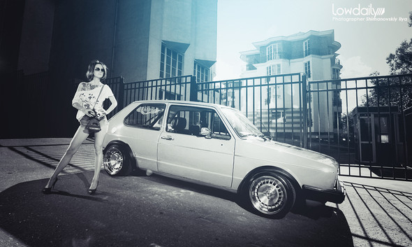 Golf mk1 Schmidth TH-Line. Изображение № 1.