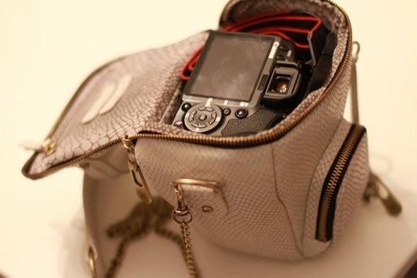 Изображение 7. Кофр для фотоаппарата от fashion-блоггера.. Изображение № 7.