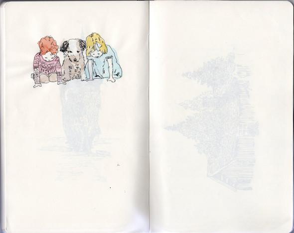 В тонких и резких штрихах: не повседневные иллюстрации. Изображение № 7.