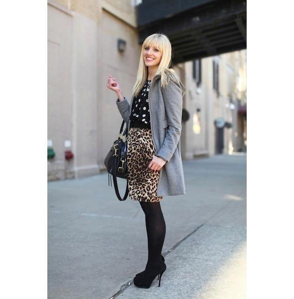Изображение 97. На полях: 10 тенденций уличного стиля с прошедших недель моды.. Изображение № 97.