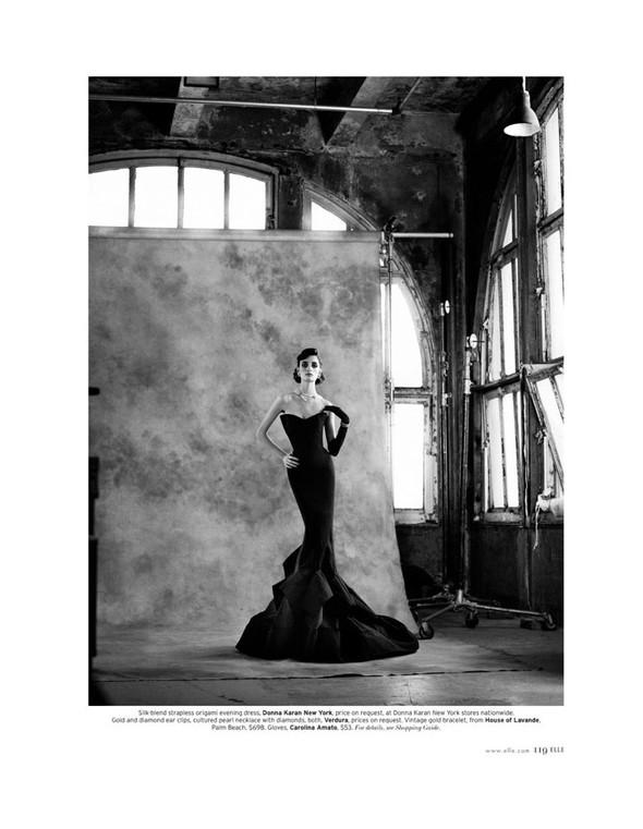 Съёмка: Сюзи Берд для Elle. Изображение № 3.