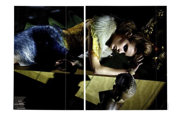 Съёмка: Кэти Фогарти для Marie Claire. Изображение № 4.