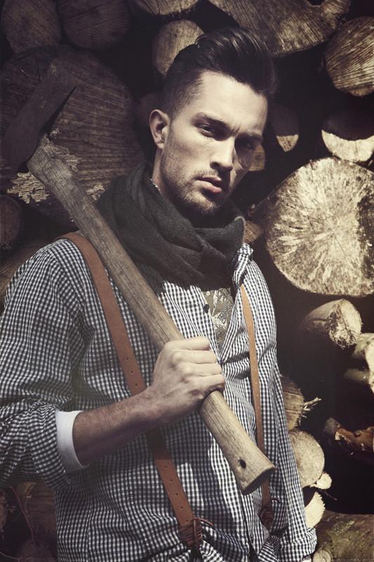 Мужские кампании: Bottega Veneta, Burberry Black Label и другие. Изображение № 21.