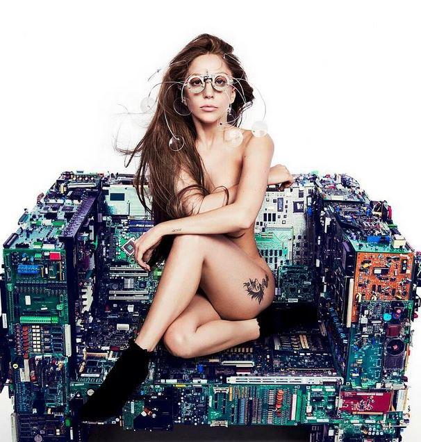 Леди Гага представила промо-фото нового сингла. Изображение № 1.