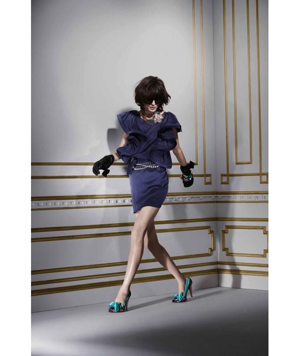 Коллекцию Lanvin для H&M показали полностью. Изображение № 12.