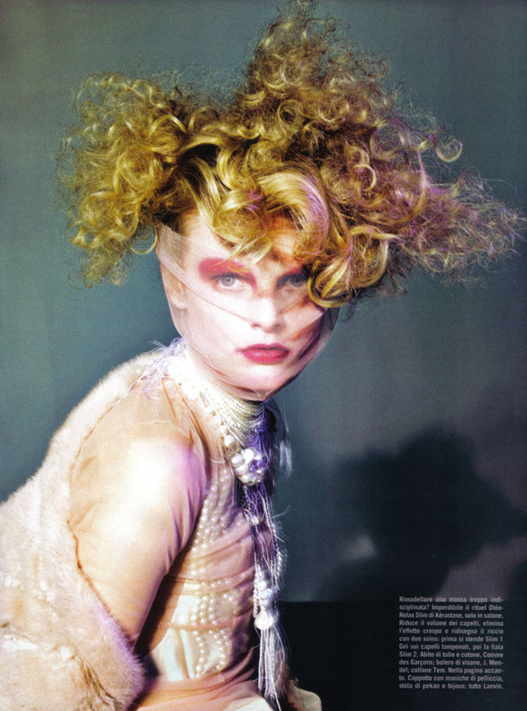 Vogue Beauty Italia – November 2009 – Beauty Supplement. Изображение № 3.
