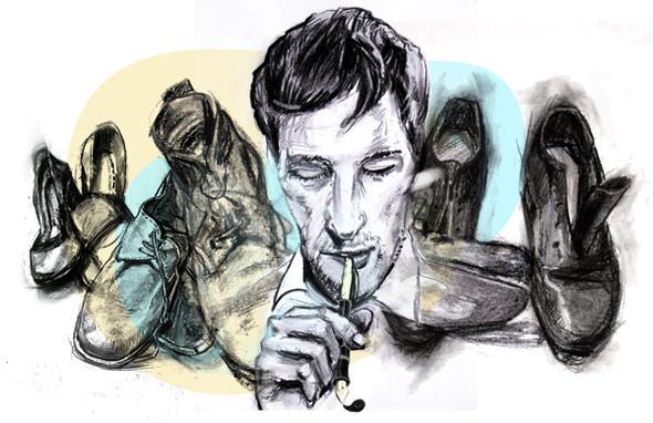 Городской художник Солнцев Глеб. Изображение № 11.