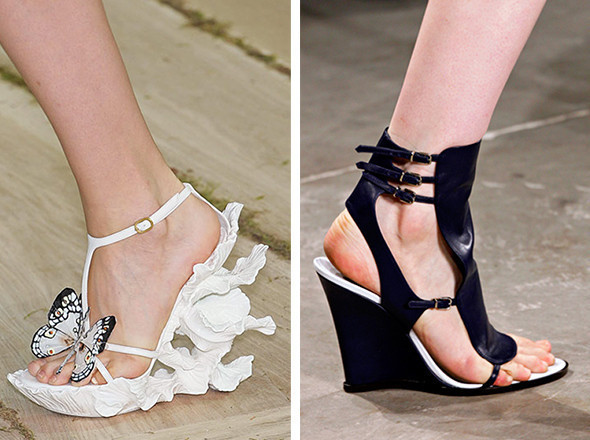 Walking in my shoes: 10 тенденций обуви весны-лета 2011. Изображение № 3.