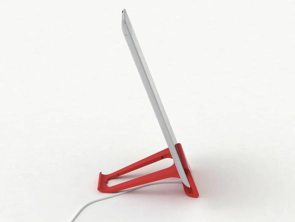 Идеальная подставка для iPad 2 от moloko. Изображение № 1.