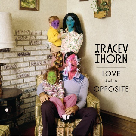 Tracey Thorn - Love And Its Opposite. Изображение № 1.