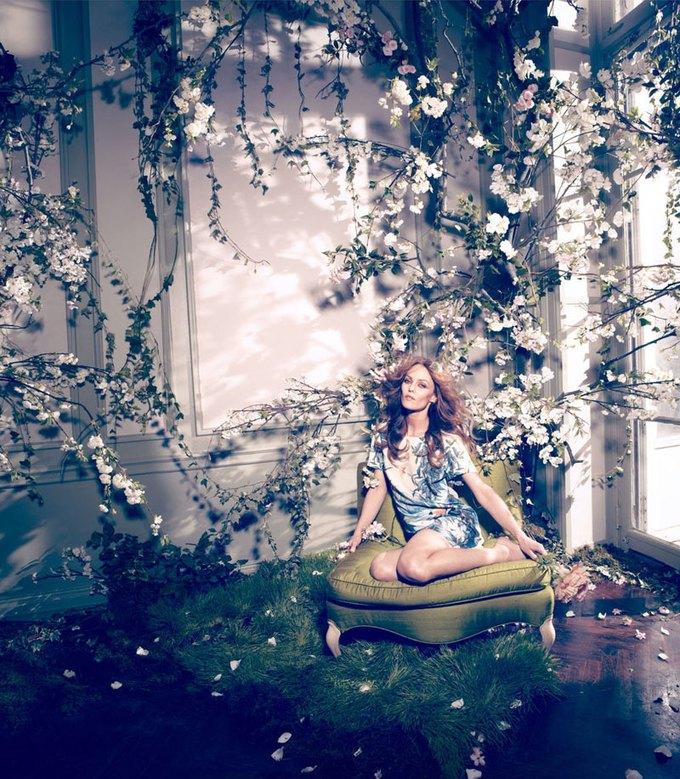 Показана полная кампания H&M Conscious с Ванессой Паради. Изображение № 5.