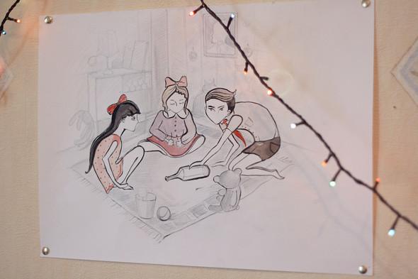 Музыкальная кухня Ifwe: «Мы не извращенцы, это мы так шейкер сделали». Изображение № 21.