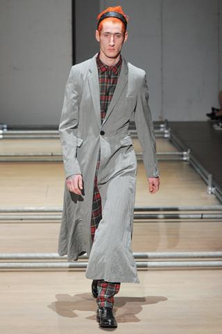 Неделя мужской моды в Париже: День 3. Изображение № 12.