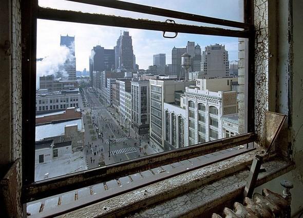 Изображение 2. Руины Детройта в парижской галерее.. Изображение № 2.