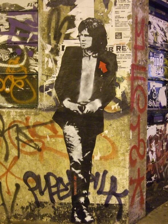 Граффити от легенды стрит-арта Jef Aerosol. Изображение № 4.