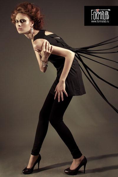 Mysterious dresses от FormaLab. Изображение № 10.
