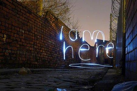 Световые граффити. Изображение № 12.