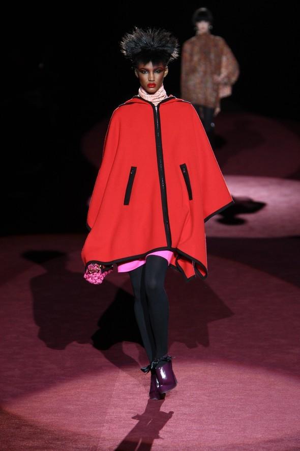 Marc Jacobs fall winter 2009–2010. Изображение № 1.