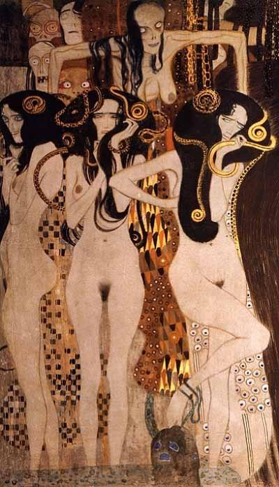 Густав Климт (1862–1918). Изображение № 6.