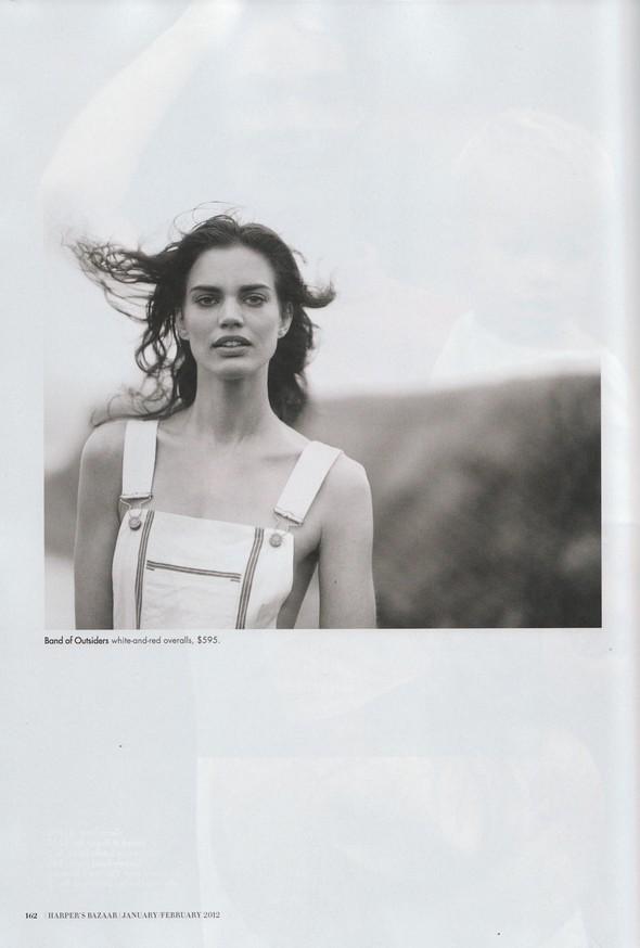 Съёмка: Рианне Тен Хакен для Harper's Bazaar. Изображение № 11.