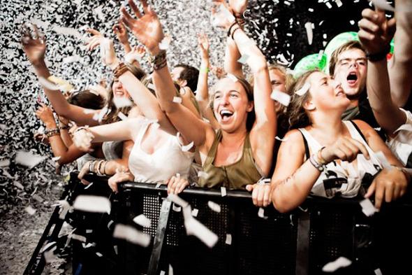 Фестиваль Pukkelpop в Бельгии: Развлечения кроме пива и шоколада. Изображение № 12.
