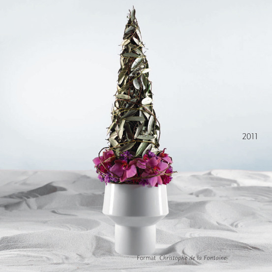 Ваза Format 19 см, 2011, Christophe de la Fontaine. Изображение № 53.