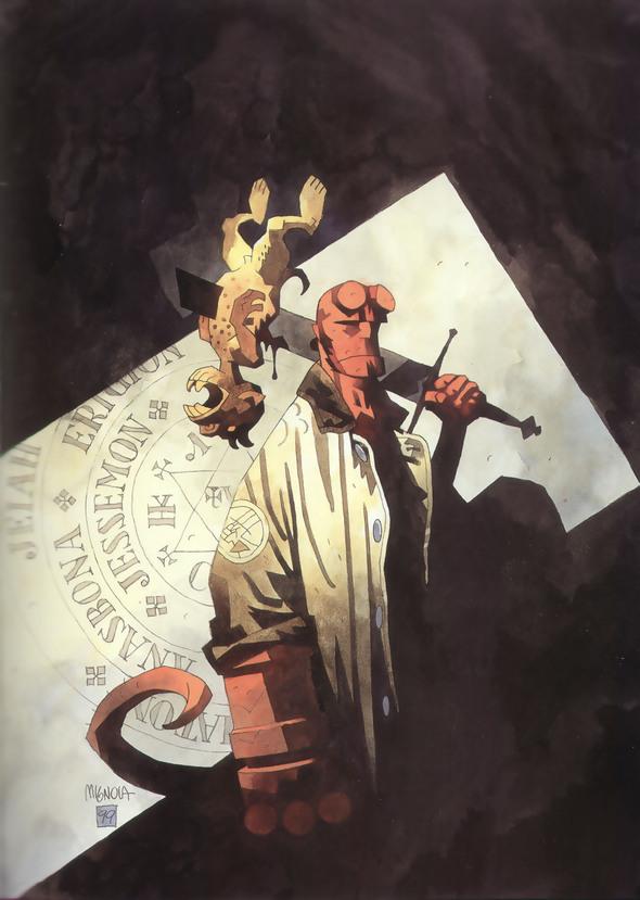 Hellboy. Изображение № 5.