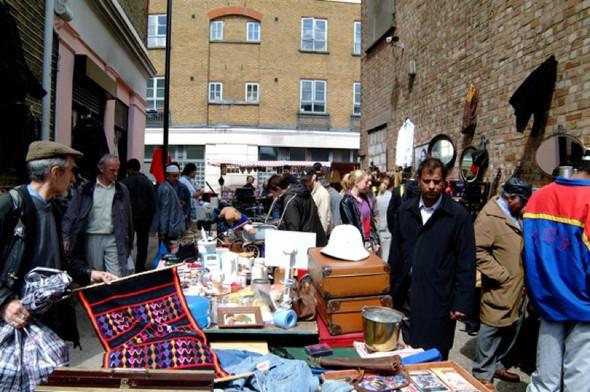 Блошиные рынки мира: Лондон. Изображение № 5.
