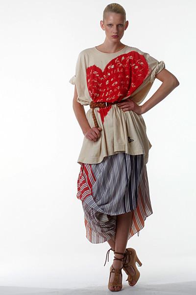 Лукбук: Vivienne Westwood Anglomania SS 2012. Изображение № 27.