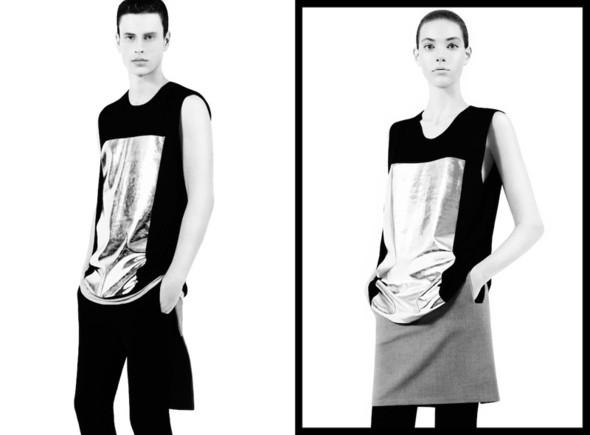 Мужские лукбуки: Rad Hourani, Versace и другие. Изображение № 7.