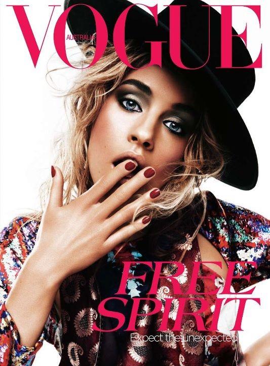 Обложки за апрель: Vogue, Harper's Bazaar, Numéro и др. Изображение № 3.