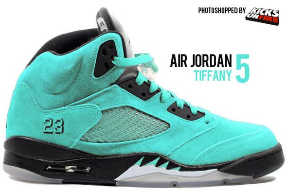Расцветки Air Jordan, которые вы хотели бы видеть. Изображение № 21.