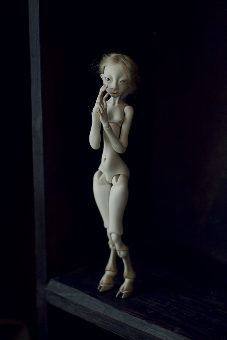 Изображение 13. Фарфоровые куклы Лидии Снуль.. Изображение № 10.