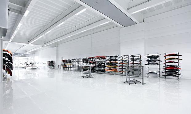 Технологический центр McLaren. Изображение № 3.
